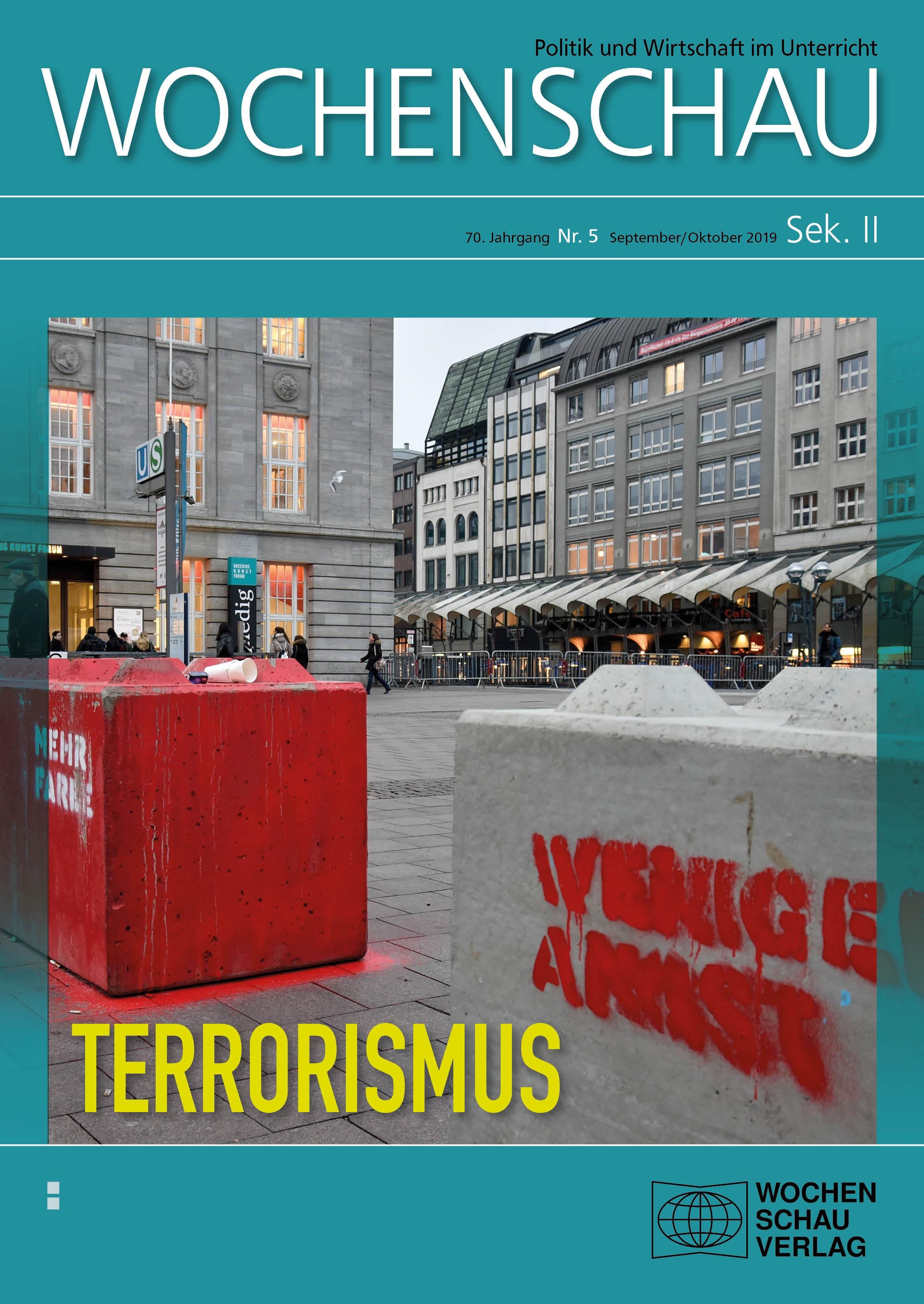 Terrorismus, Terror, NSU, Islamismus, Radikalisierung, Anschlag, innere Sicherheit, Extremismus