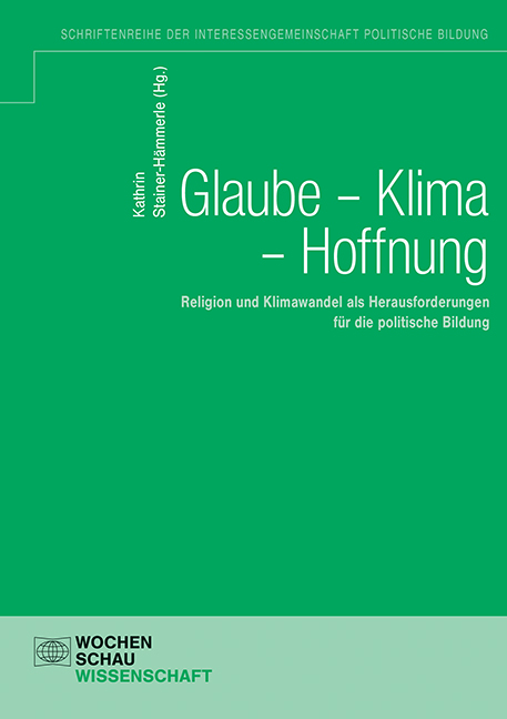 Glaube - Klima - Hoffnung