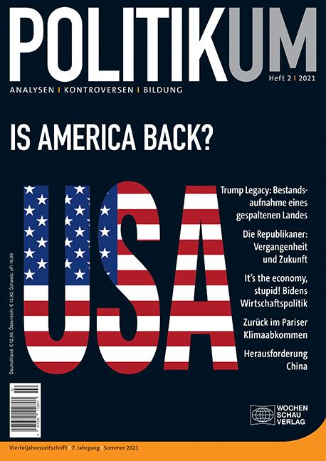 Is America back?