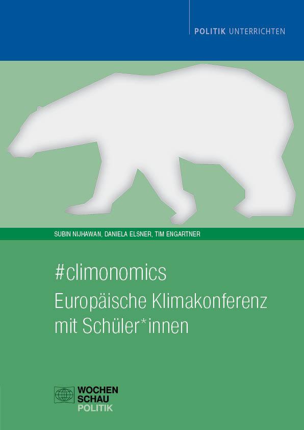 #climonomics -  Europäische Klimakonferenz mit Schüler*innen