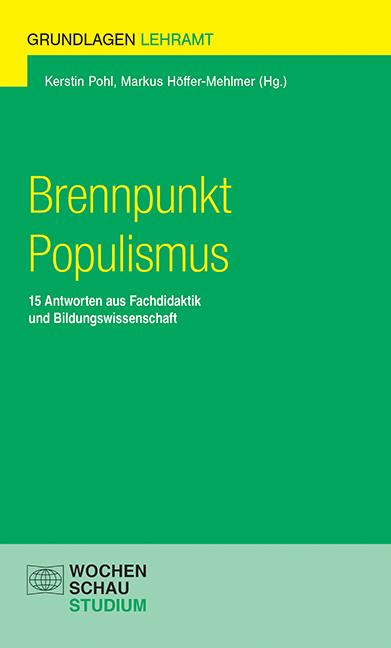 Brennpunkt Populismus