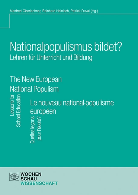 Nationalpopulismus bildet