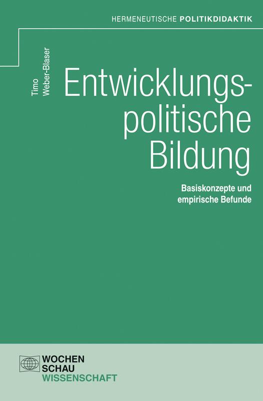 Entwicklungspolitische Bildung - Basiskonzepte und empirische Befunde