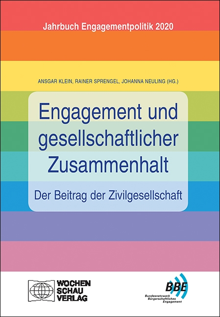Jahrbuch Engagementpolitik 2020
