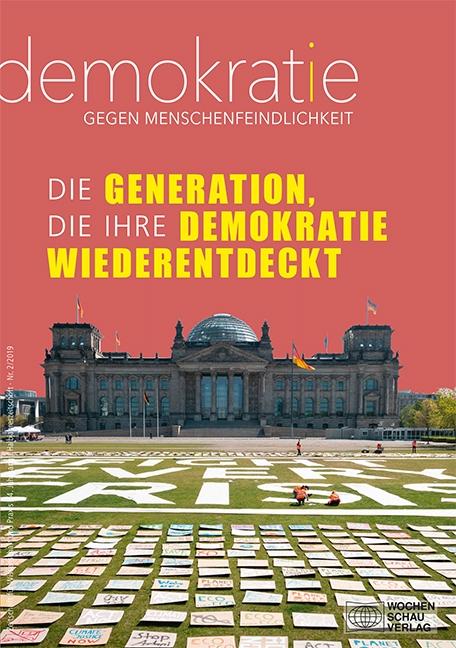 Die Generation, die ihre Demokratie wiederentdeckt