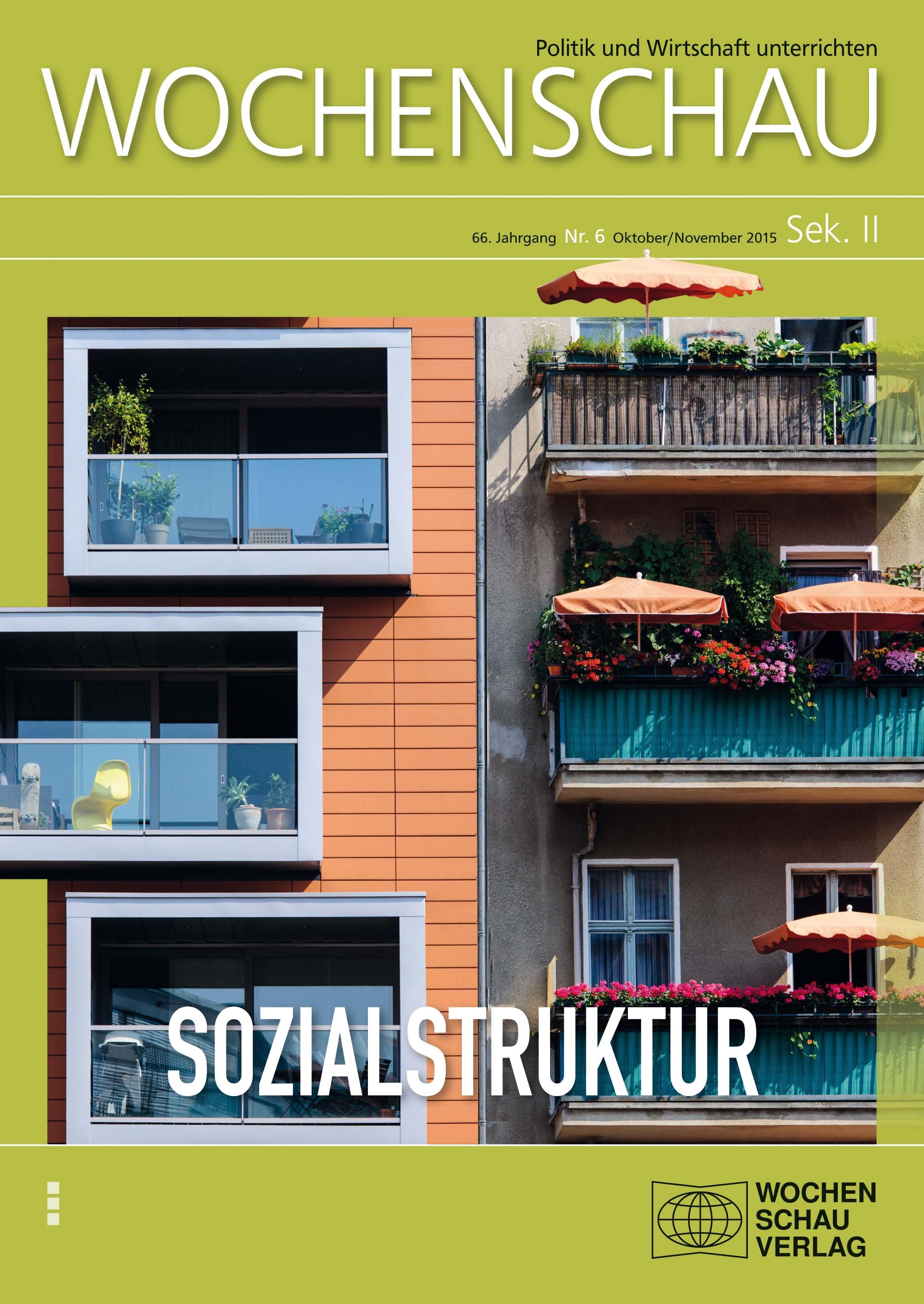 Sozialstruktur, demographischer Wandel, Bevölkerungsentwicklung, Gesellschaft, soziale Ungleichheit, soziale Mobilität