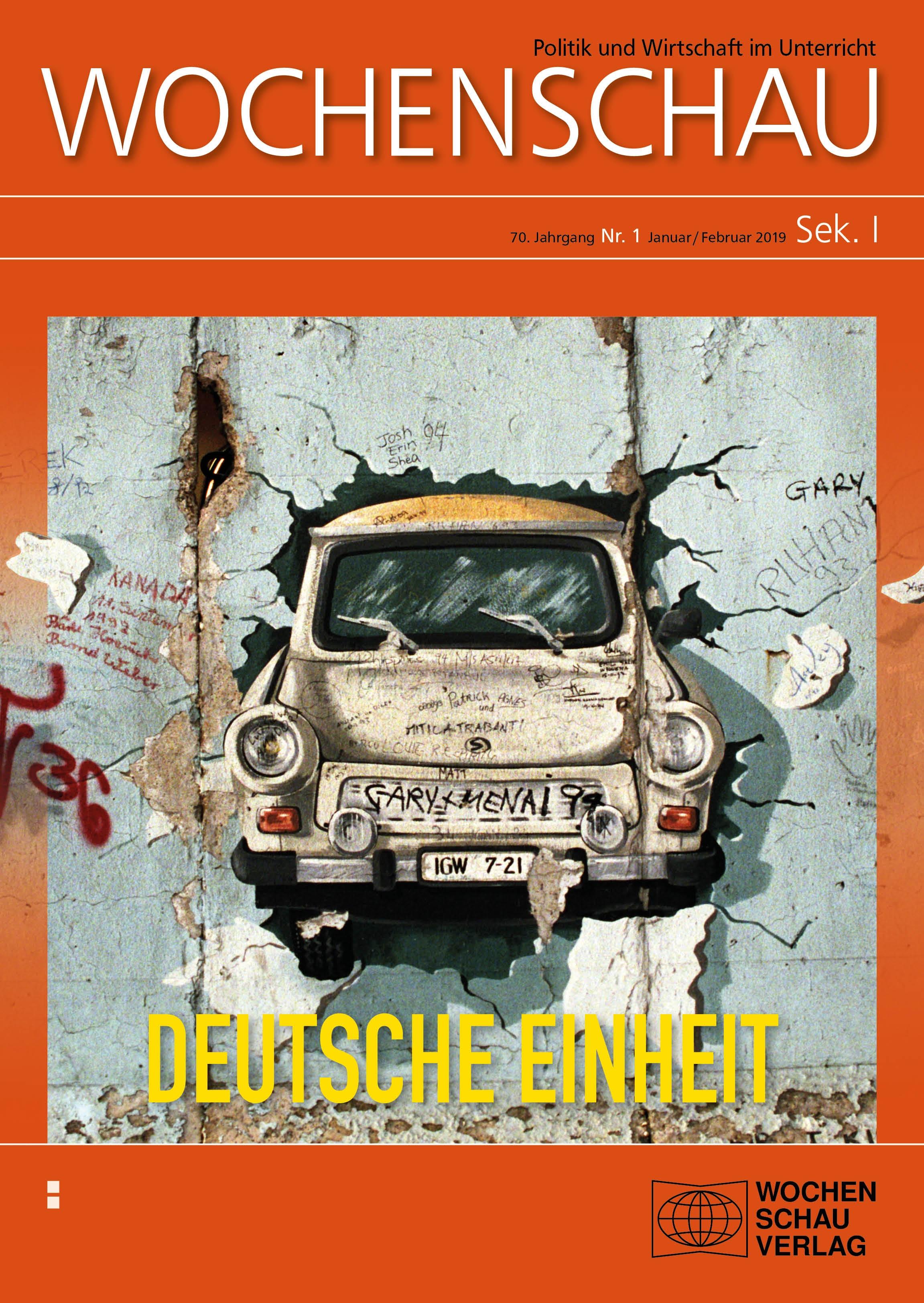 Deutsche Einheit, Mauerfall, Ost-West, Wiedervereinigung, 30 Jahre, Zusammenhalt