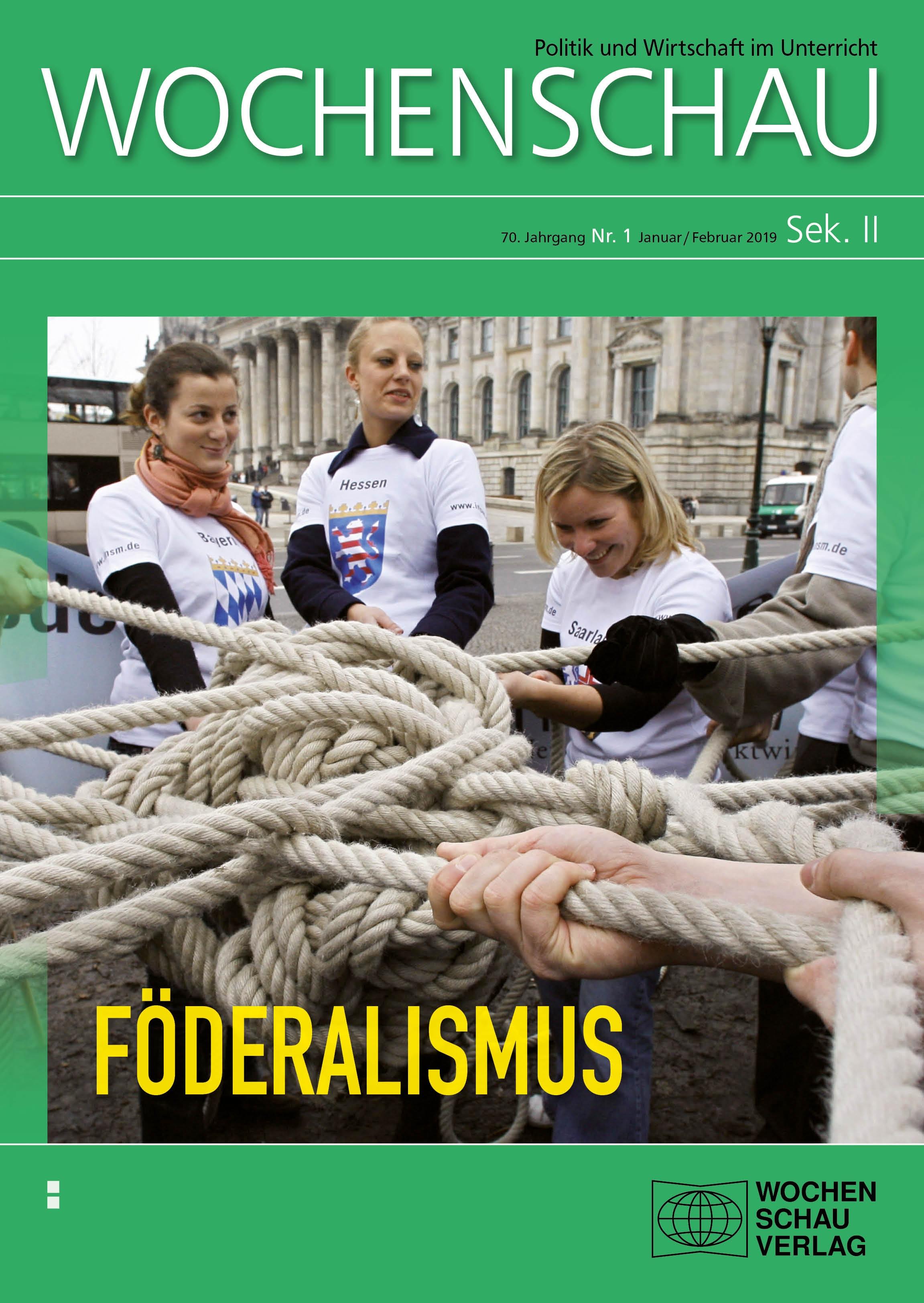 Föderalismus, Bundesländer, Bildungspolitik, Sicherheitspolitik, Verfassung