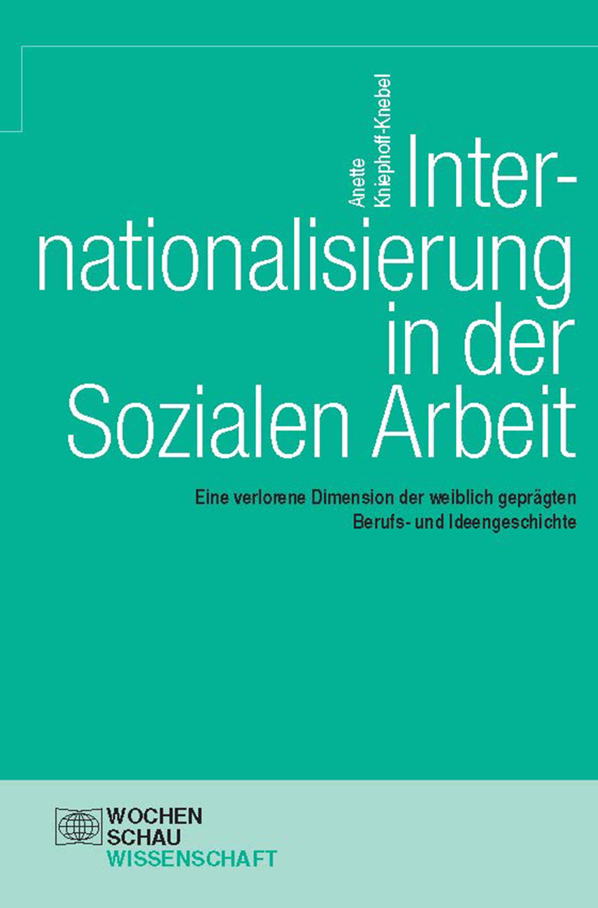 Internationalisierung in der Sozialen Arbeit