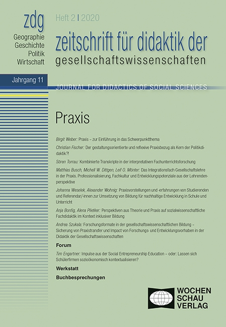 zdg 2/20 Praxis