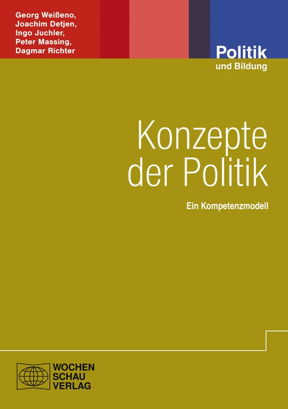 Konzepte der Politik - Ein Kompetenzmodell