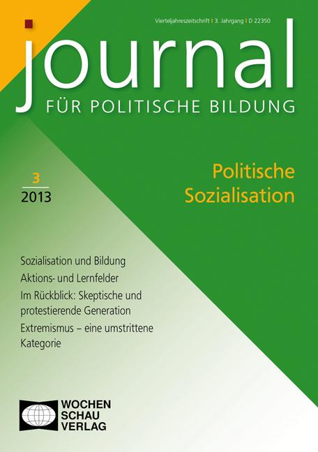 Politische Sozialisation