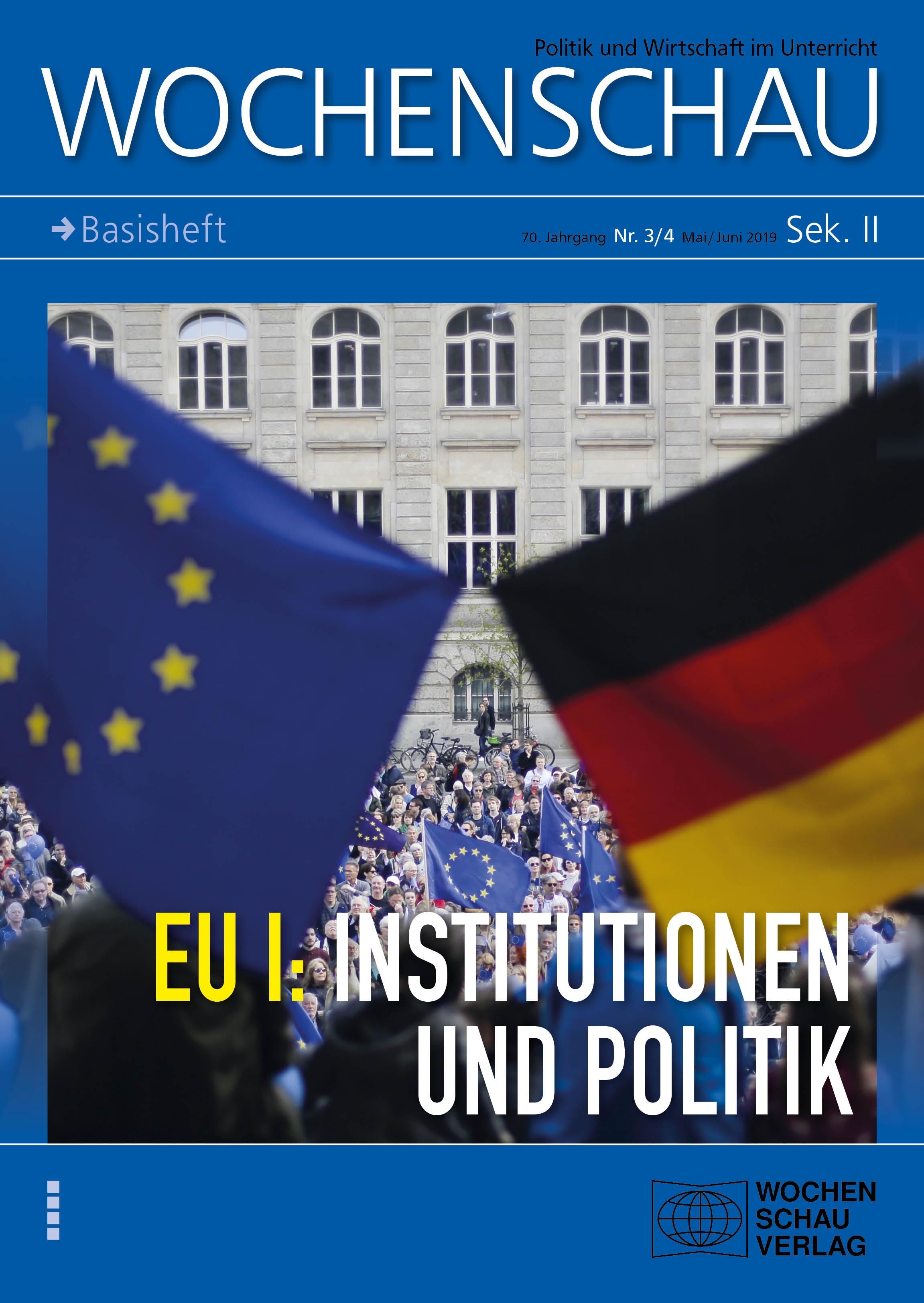 EU, Europäische Union, Europa, Institutionen, Politik, Zukunftsszenario