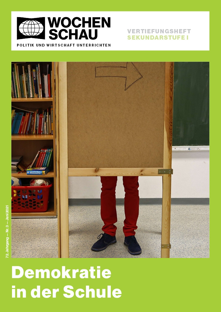 Demokratie, Schule, Partizipation, Repräsentation, Wahlen, Klassenrat, Abstimmung