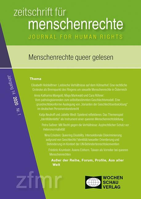 Menschenrechte queer gelesen