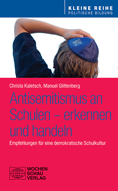 Antisemitismus an Schulen – erkennen und handeln