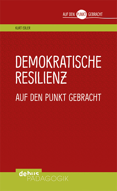 Demokratische Resilienz