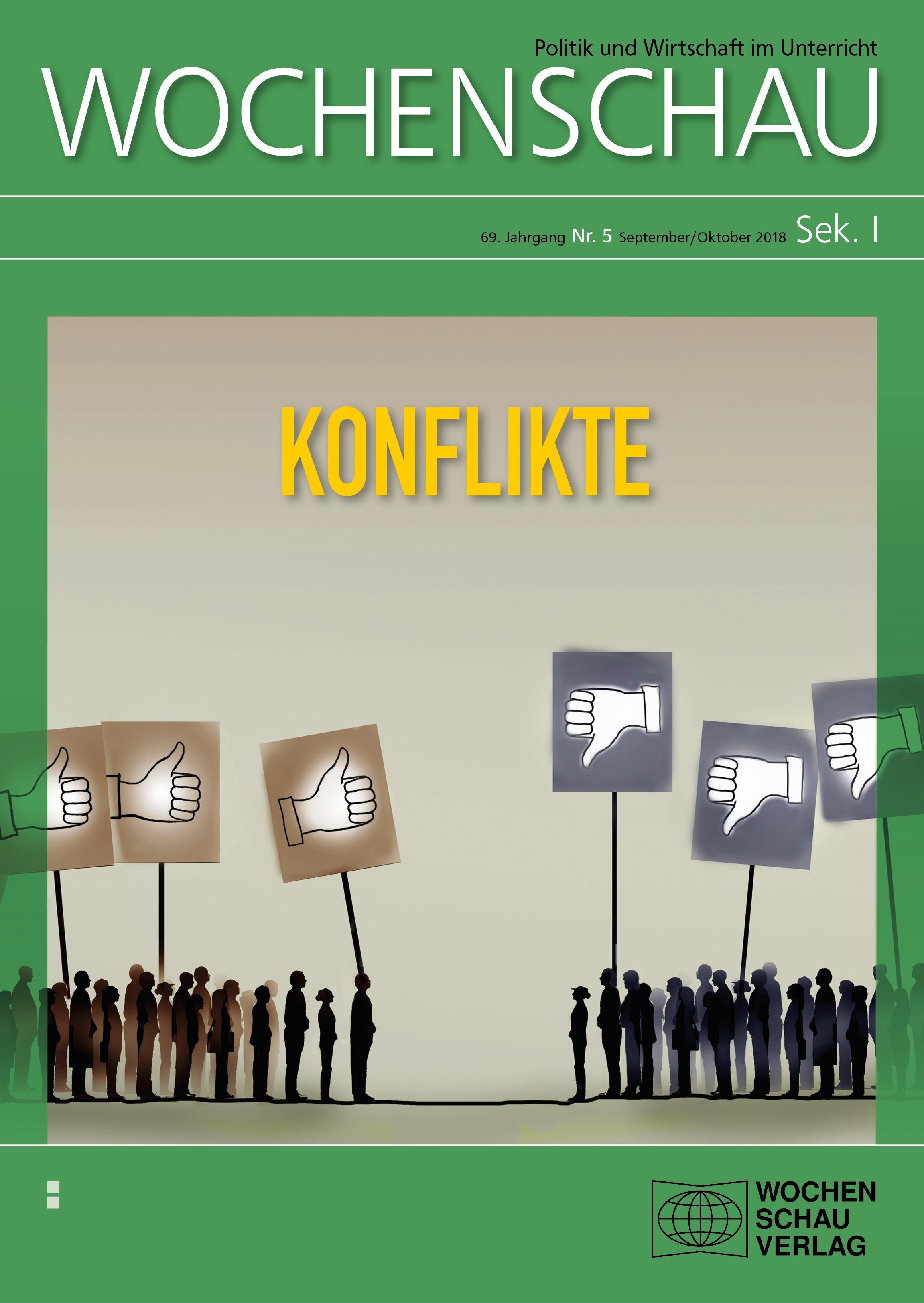Konfliktfelder, Jugend, Gesellschaft, Konflikt, Konflikte