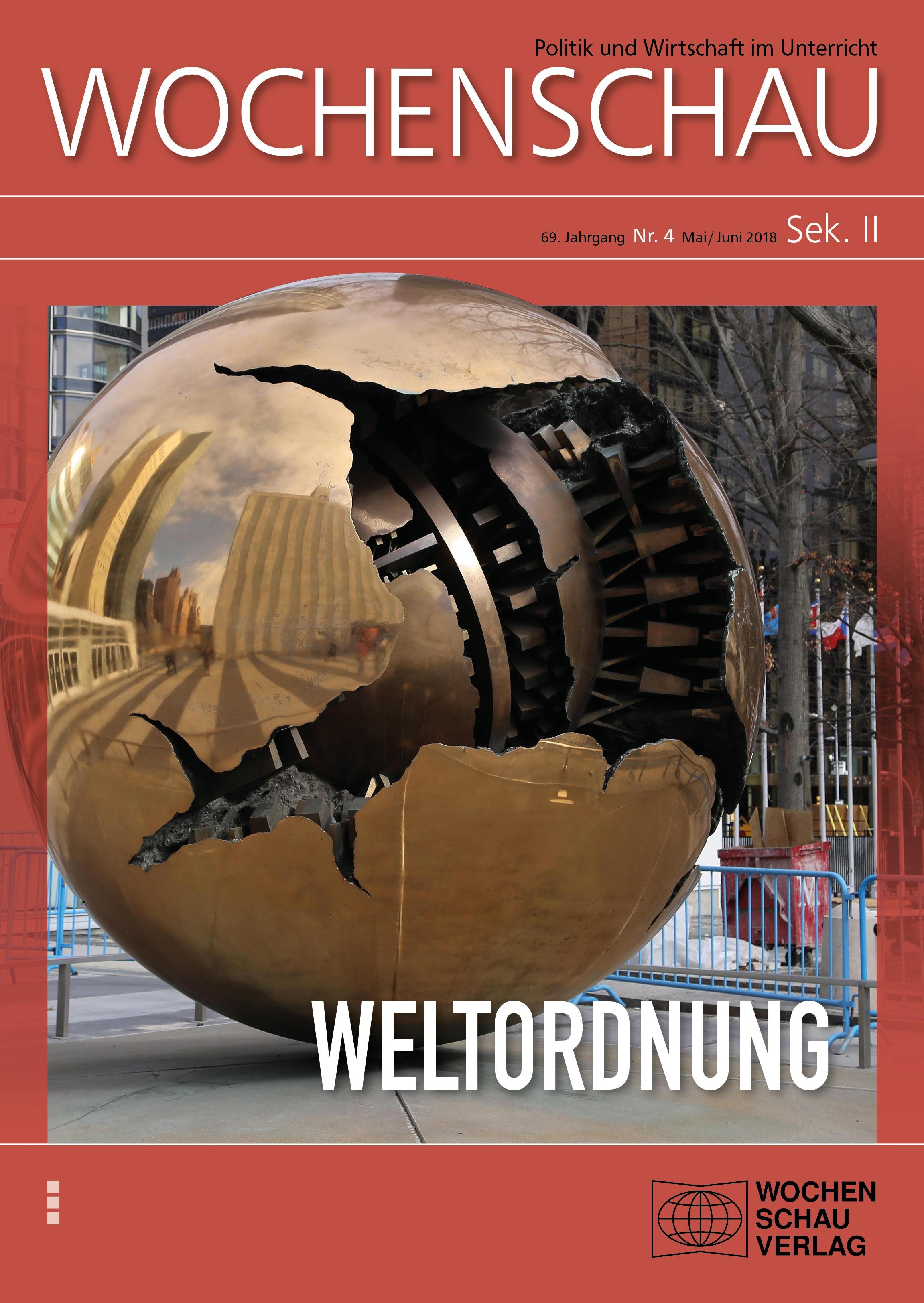 Internationale Beziehungen, internationale Politik, Völkerrecht, Global Governance, Vereinte Nationen, Globalisierung, Weltordnung