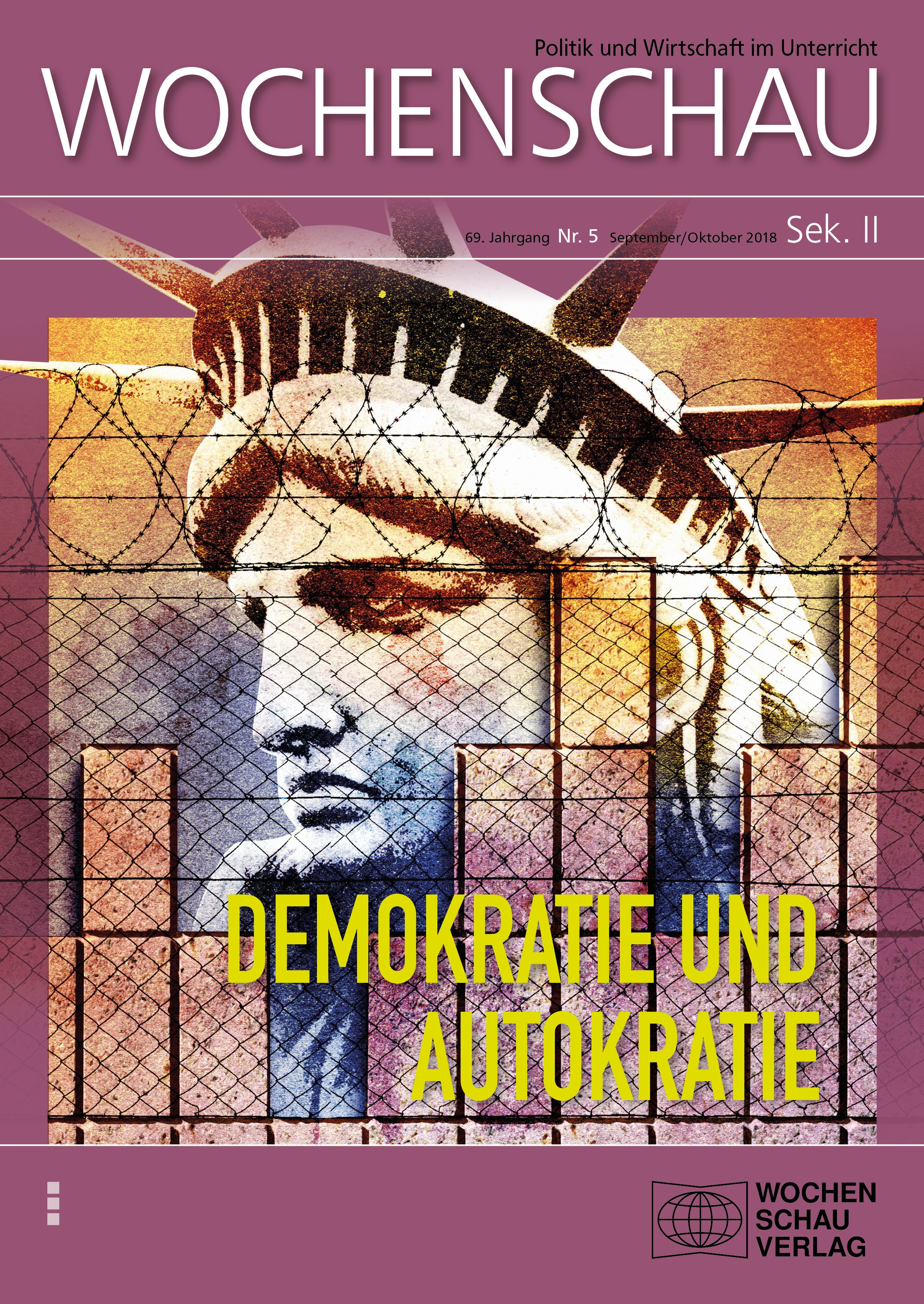 Demokratie, Autokratie, Autoritarismus, Totalitarismus, Demokratietheorie, Herrschaft, Nationalismus, Populismus, Überwachung, Gewaltenteilung, Rechtsstaatlichkeit