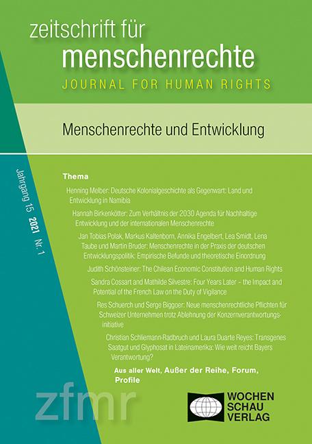 Menschenrechte und Entwicklung