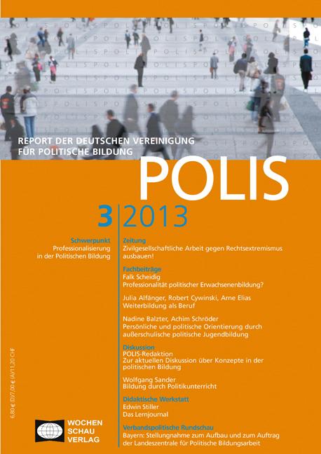 Professionalisierung in der Politischen Bildung