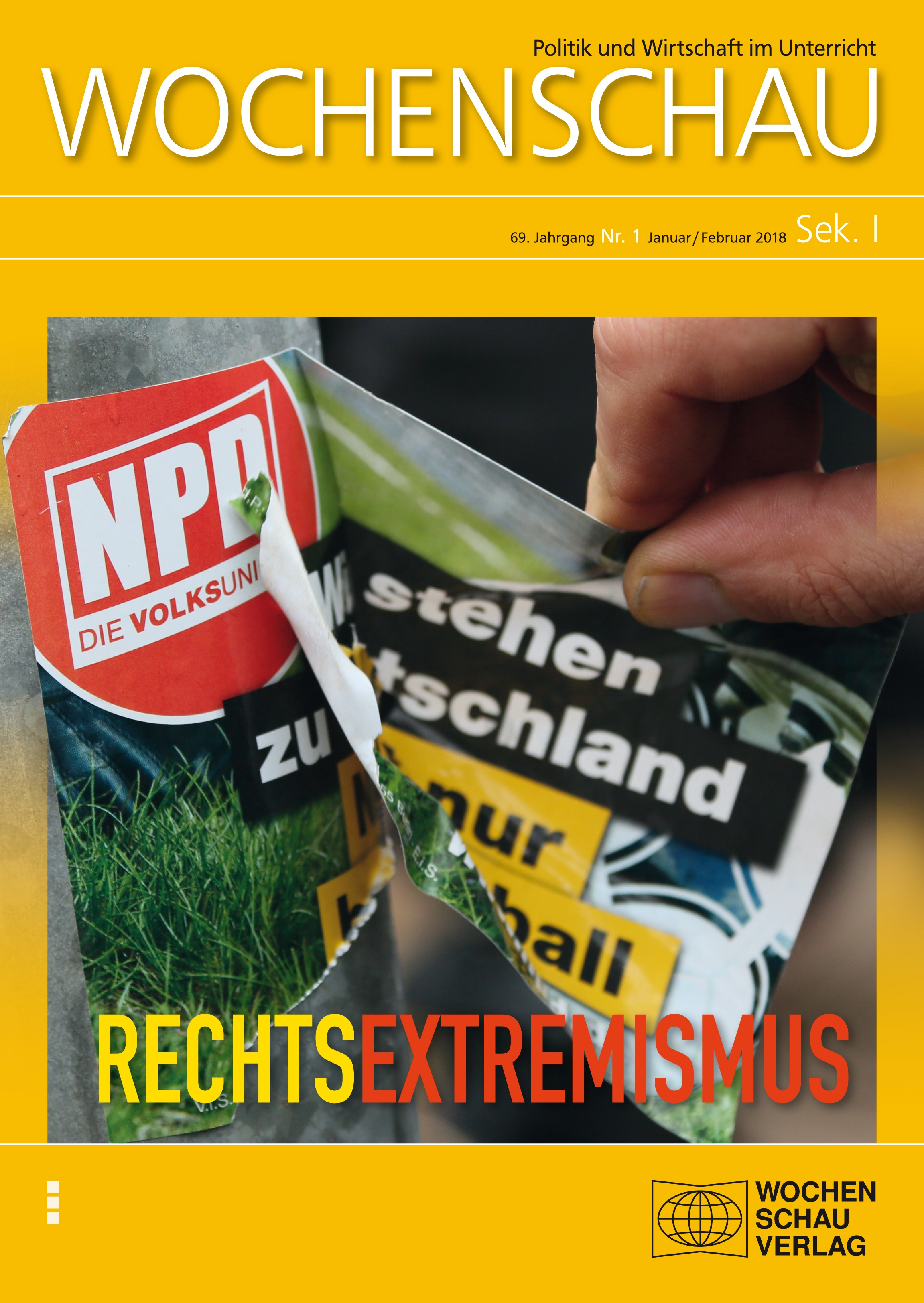 Rechtsextremismus, NSU, Autonome Nationalisten, Identitäre Bewegung