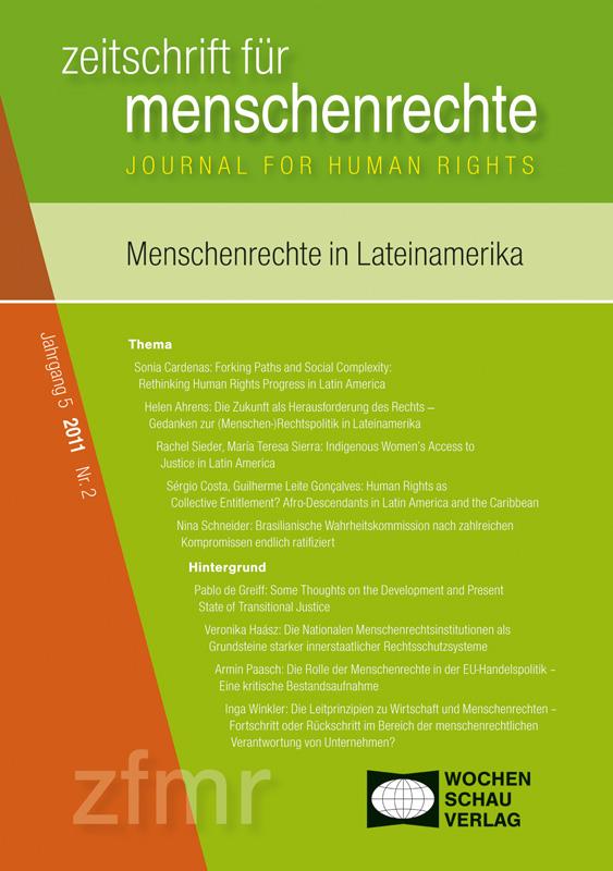 Menschenrechte in Lateinamerika