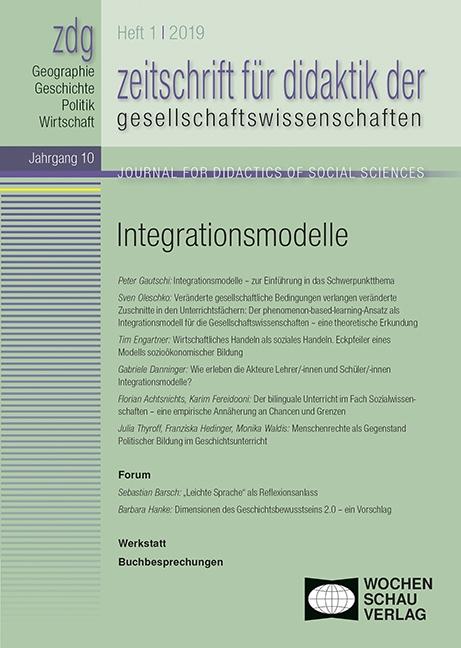 zdg1_19 Integrationsmodelle